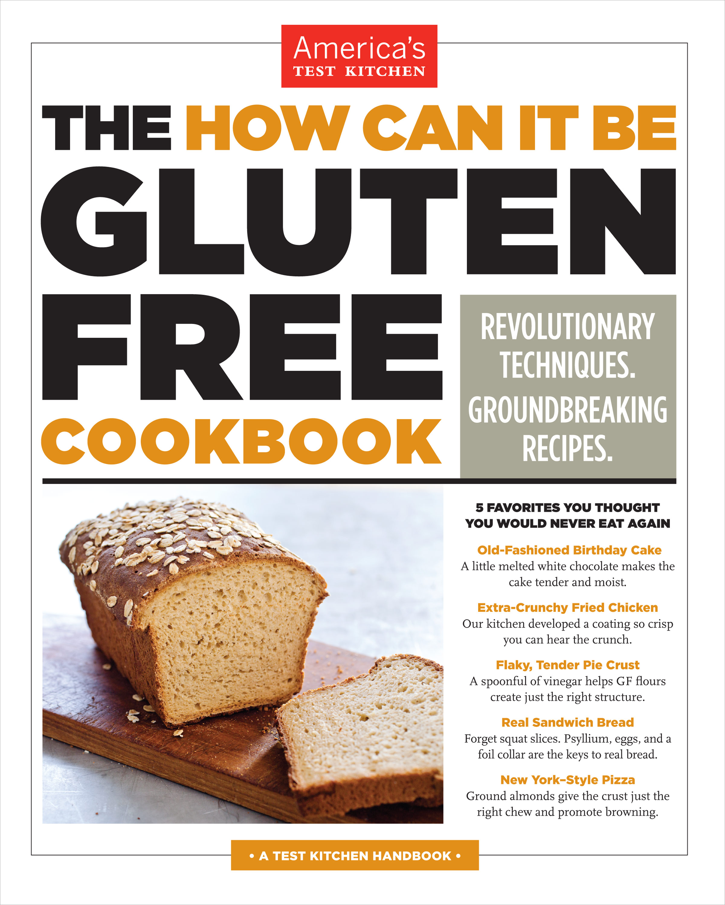 America S Test Kitchen Gluten Free Flour Recipe