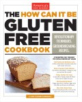 The How Can It Be Gluten Free Cookbook (Cover)