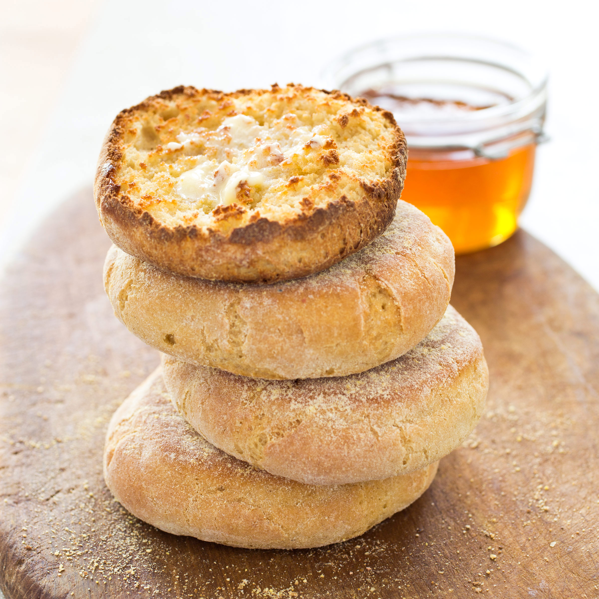 Gluten-Free English Muffin Recipe — Dishmaps