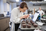 The Test Kitchen: Developing Chocolate Cream Cupcakes