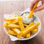 Gluten-Free Polenta Fries